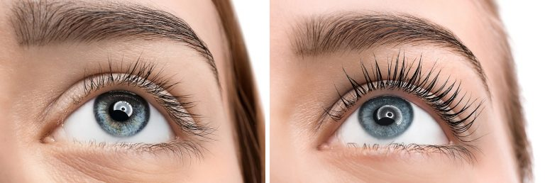 eyelash lamination sunshine coast – mayamy brow lamination treatment