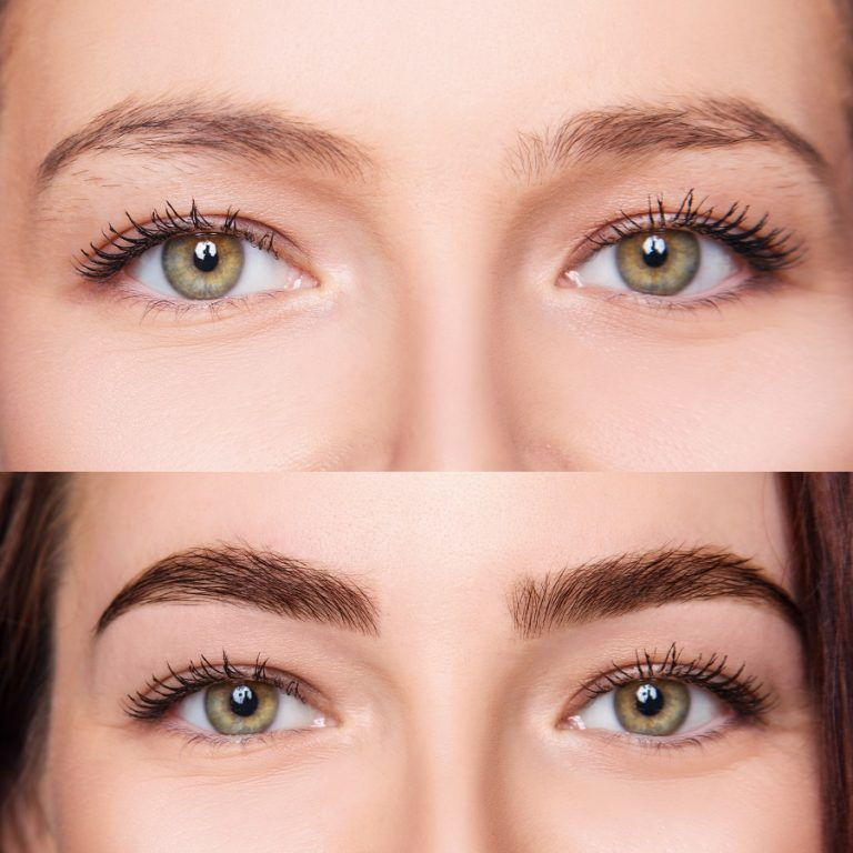 eyebrow lamination sunshine coast – lash lamination caloundra buderim landsborough