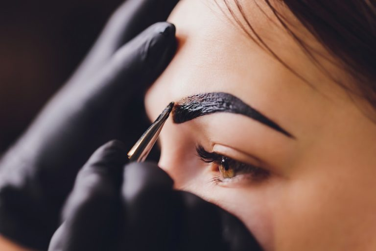 henna eyebrows sunshine coast – mayamy brow treatment