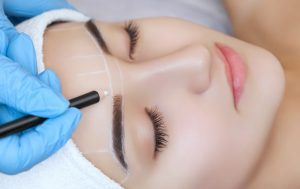 cosmetic brow tattoo sunshine coast - eyebrow sculpting - semi permanent eyebrow