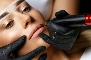 permanent makeup sunshine coast - semi-permanent eybrow and lip makeup - cosmetic tattooing artist